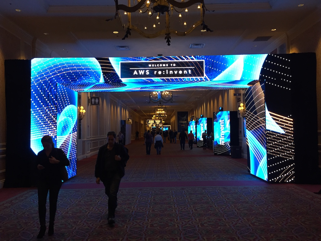 Welcome to re:Invent